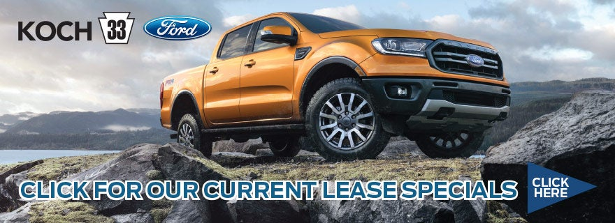 Ford Dealer in Easton, PA | Used Cars Easton | Koch 33 Ford